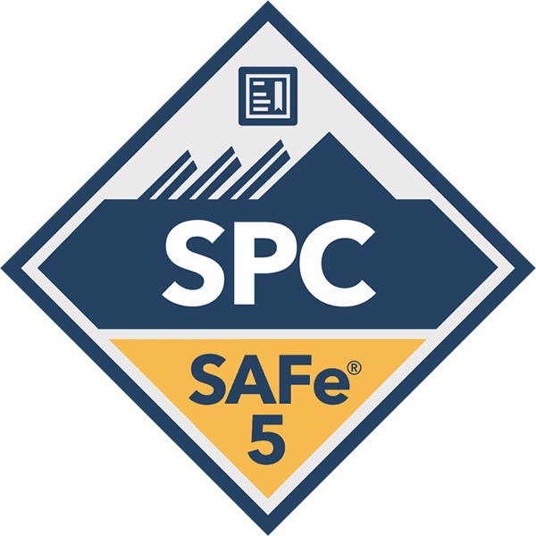 SAFe5 SPC Logo catworkx