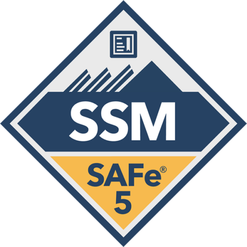SAFe5 SSM Logo catworkx
