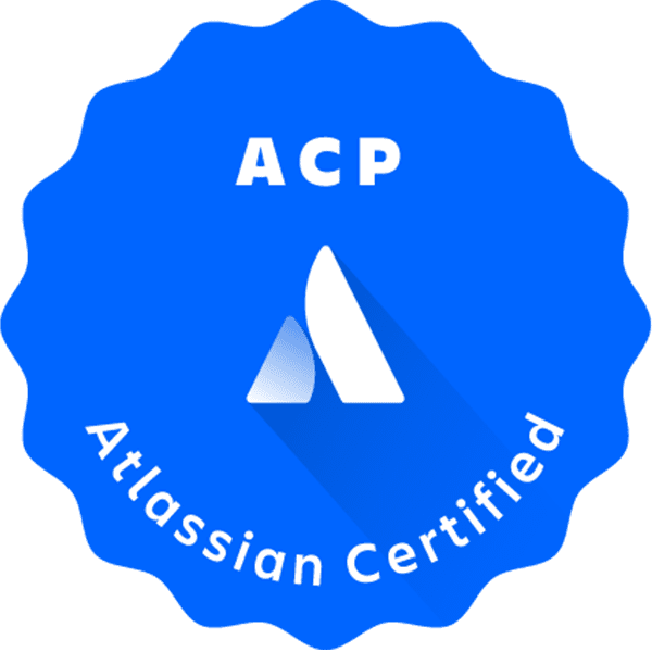 Atlassian Certified Professionals (ACP) Logo catworkx