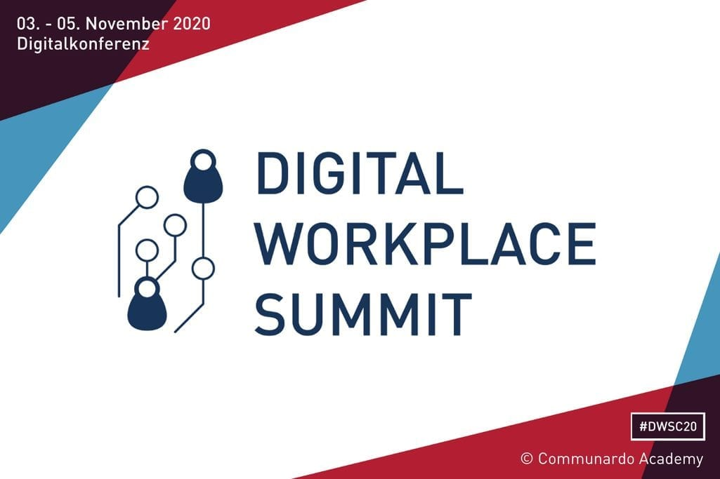 Event-Header Digital Workplace Summit 2020