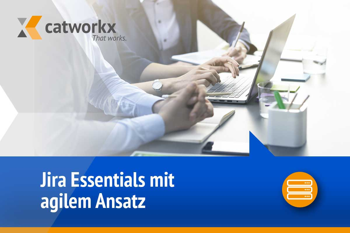 Jira Essentials with Agile Approach Server