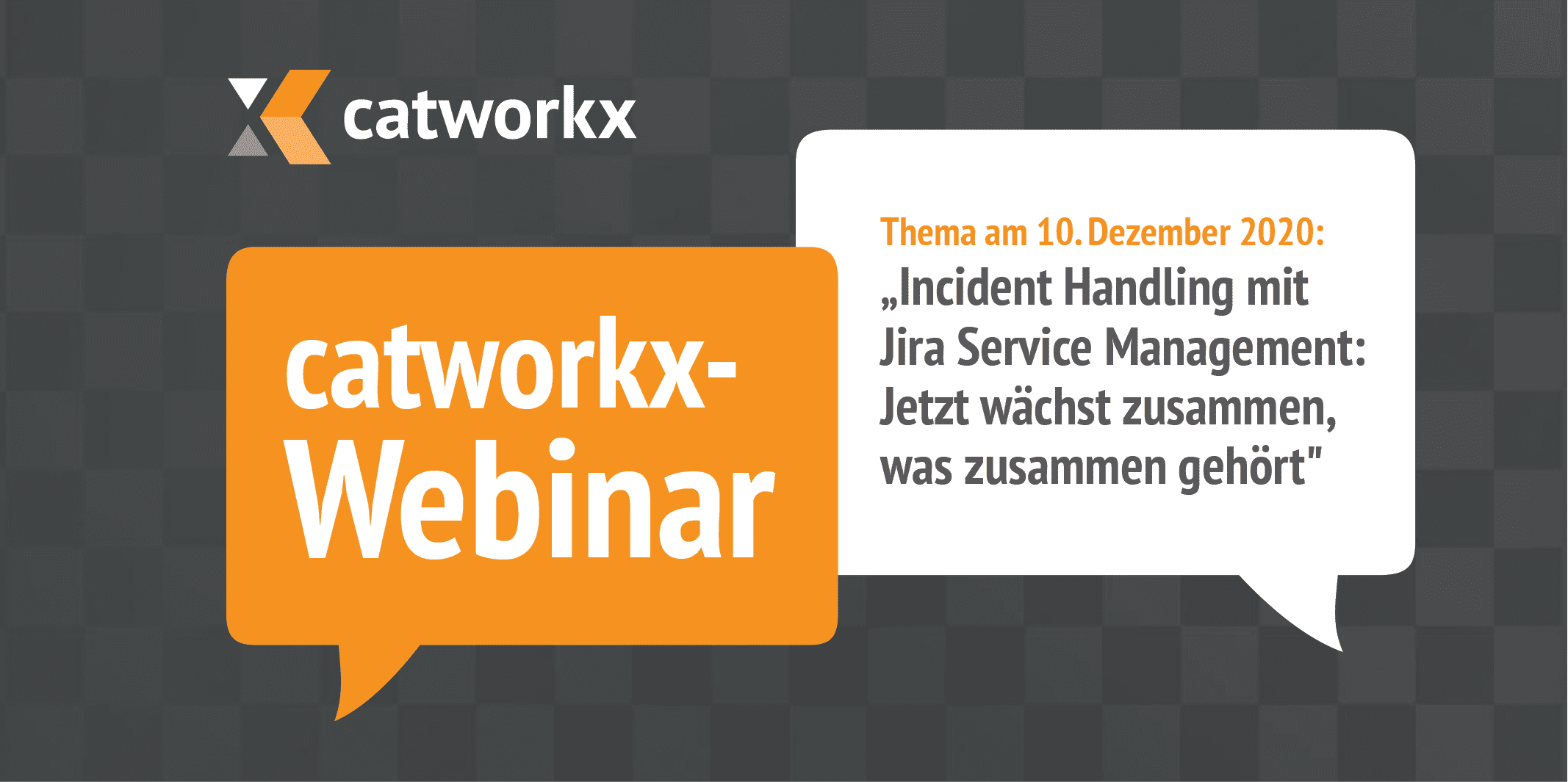 Webinar: Incident Management mit Jira Service Management