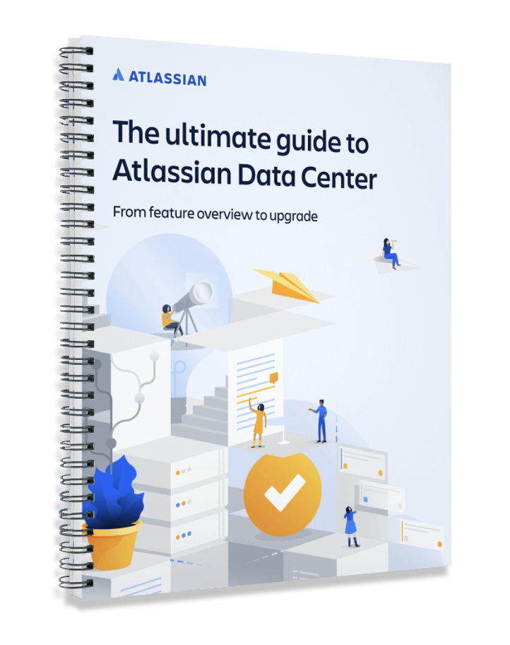 """Whitepaper von Atlassian: """"The ultimate guide to Data Center – From feature overview to upgrade"""""""